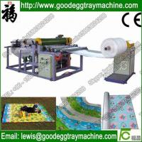 China salable floor damp proof mat sheet laminating machinery on sale