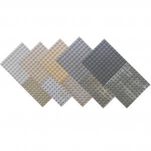 China Full Body Ceramic Tile Flooring 30x30cm Blind Detectable Tactile Tile Anti - Slip on sale