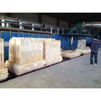 SK - 38 Yellow Color Kiln Fire Bricks Contain 70% Al2O3 , Customzied Size Manufactures