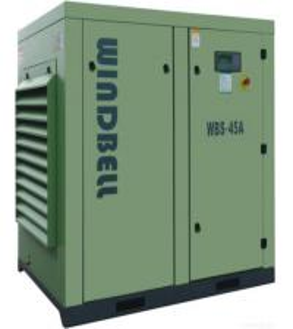 60hp 8bar Belt Driven Screw Air Compressor Manufactures