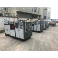 Open Cam Paper Cup Making Machine One Side PE Coated Paper Normal Heater Manufactures