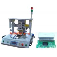 0.5 - 0.7MPA Work Air Pressure Hot Bar Soldering Machine with 110 mm X 150 mm Working Area Manufactures