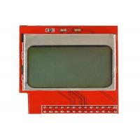 PCD8544 Screen Module with Backlight Mini 32g Net Weight For Students Manufactures