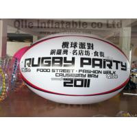 football  full  Huge Inflatable Balloon Advertisement Customized Helium Balloons Manufactures