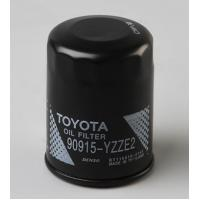 China OEM 90915-YZZE1 Automotive Oil Filter / Toyota oil  Engine Parts High 75mm on sale