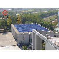 China 90 KW On Grid Solar Power System , Poly Solar Panel Power System For Home on sale