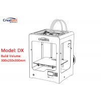 300W Power Dual Nozzle 3d Printer CreatBot DX Touch Screen Remote Feeding Manufactures