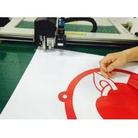 sticker pattern making cutter table