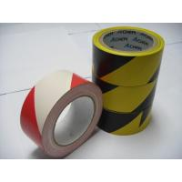 Achem Wonder Brand Double Color Vinyl Hazard Warning Tape Used To Indicate Where Danger Exists Manufactures