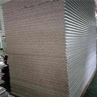 China light weight B grade fire rating 50mm modified eps sandwich panel for ceiling panel on sale