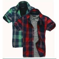 Cotton Checked Shirt (LC138) Manufactures