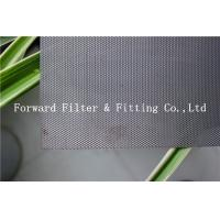 SUS316L Stainless Steel Wire Mesh for Medicine / 120 Wire Cloth Mesh Manufactures