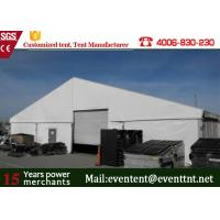 Prefabricated Durable A Frame Tent outdoor big tent for Shelter Anti-ultraviolet Manufactures