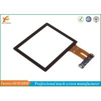 Quality Professional 8 Inch Smart Home Touch Panel , Open Frame Touch Screen Panel for sale