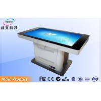 China 65 Inch Infrared Multi Touch Screen , Interactive Multi Touch Table Windows System on sale