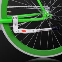 white color Mountain bike Aluminium Bicycle support Manufactures