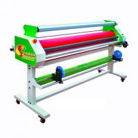 Auto Strip Infrared Heating Hot and Cold Lamination Machine with 2500W Single Roller Manufactures