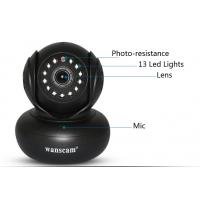 Wanscam JW0005 P2P Wifi Mini Night Vision IP Camera Support TF Card Manufactures