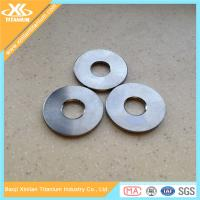 Pure And Alloy Titanium Flat Washer From China Manufacturer