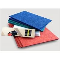 Anti - fire Polyester Acoustic Panels Soundproof Sound Absorbing Panels Colorful Manufactures