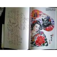 Popular fashionable printable tattoo coloring book for body stick for men and wemen  Manufactures