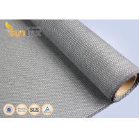 1.4mm Thermal Insulation Flame Retardant Fabric 700 C Degree Heat Protection Manufactures