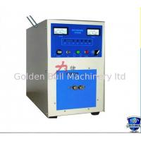 China Factory supply small induction machine for hardening quenching automobile shafts gears Manufactures