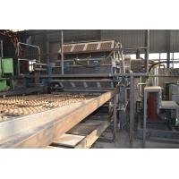 Automatic Egg Box Making Machine / Paper Pulp Molding Machine With Vacuum Pump Manufactures