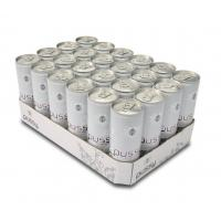 China Offset Printing Aluminum Beverage Cans Energy Drink 0.21 - 0.25mm Wall Thickness on sale