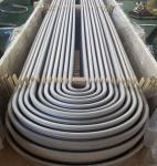 TP317 Heat Exchanger Steel Tube , Stainless Steel U Tubes Manufactures