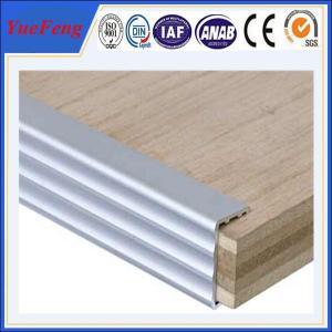 Miter Slot anodized aluminium profiles and T-Slot Table aluminum Accessories Manufactures