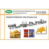 Corn Chips/Tortilla chips Process Line 304 stainless steel automatic snacks food process