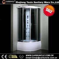 Deep Tray With Total seats Shower Cabin Steam Shower Room ZL2B90Z Manufactures