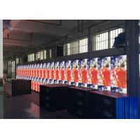 Slim LED Display Rental SMD2525,2038S,250x250mm Module Size For Bar Entertainment Manufactures