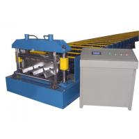 Anti-Earthquake Floor Decking Forming Machine Thickness 0.6-1.5mm Manufactures