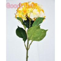 Buy cheap assorted artificial flowers hydrangea flowers from wholesalers