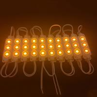 DC 12V Led Module Strings , Led Pixel Module 120 Degree Viewing Angle IP65 Manufactures