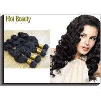 China Body Wave Virgin Human Hair Extensions Body Wave , Can be Straightened, Dyed wholesale