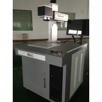 China 30W Plastic Materials Fiber Laser Marking System CE Approved IPG on sale
