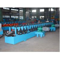 Solar PV Bracket Roll Forming Equipment With Simense PLC Control For Solar Panel Manufactures