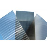 China Colored Polycarbonate Twin - wall Pc Sheet for Roof Covering South Africa on sale