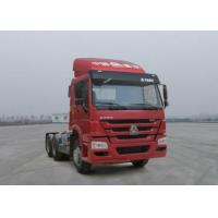 Buy cheap 371/420HP 6*4 SINOTRUK HOWO7 Heavy duty tractor/Prime mover truck from wholesalers