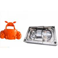Quality Custom Colored Plastic Injection Mould For Children Plastic Car Toys for sale