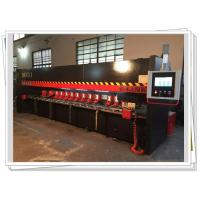 Touch Screen CNC Sheet Metal Grooving Machine With Pneumatic Clamp For SS Slot Manufactures