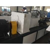China Horizontal Twin Screw Extruder Machine , Conical Twin Screw Extruder on sale