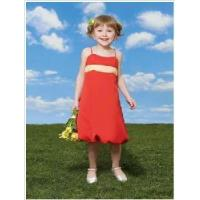 Red Flower Girl Dresses Manufactures