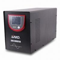 Series Puse Sine Wave Inverter with Overload, Short-circuit Protection and Micro Processor Control Manufactures
