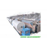 126 Inch Water Jet Looms Production For Tarpaulin / Weed Barrier Fabric Making Manufactures