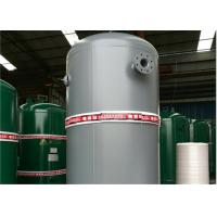 Gas Storage Low Pressure Air Tank Long Lasting Pressure Vessel Double Sided Welding Manufactures
