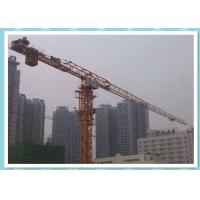 City Lifting Fixed Topless Tower Crane Building Construction Cranes Manufactures